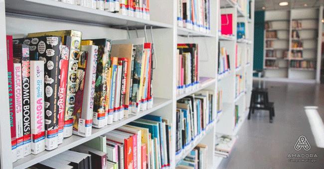 Biblioteca Municipal da Amadora promove acesso à cultura