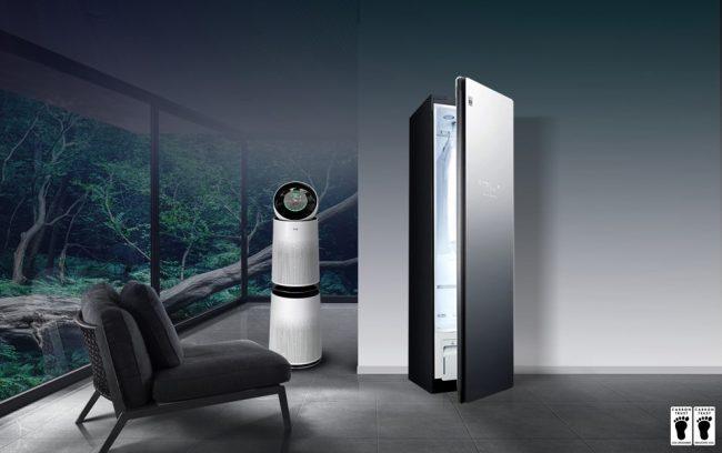 A LG explica: o papel da tecnologia para um futuro mais verde