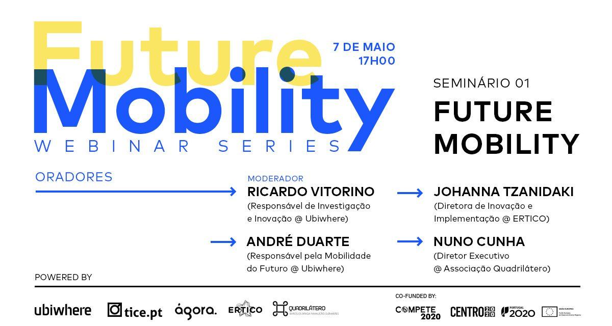 UBIWHERE e TICE.PT desenham o futuro da mobilidade