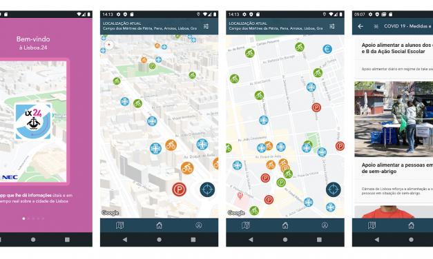 Lisboa.24: a app que mostra a cidade em tempo real aos lisboetas é lançada hoje