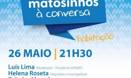 Matosinhos à Conversa: Habitação