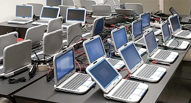 Student Keep: o projecto solidário e circular que já deu mais de mil computadores a alunos sem acesso ao ensino à distância