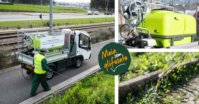 Maia investe em solução ecológica pioneira em Portugal