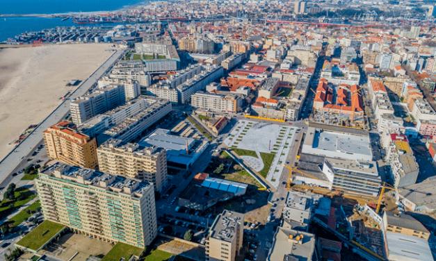"""""""Áreas urbanas de energia positiva"""" inspiram Matosinhos na sua visão de cidade para 2050"""