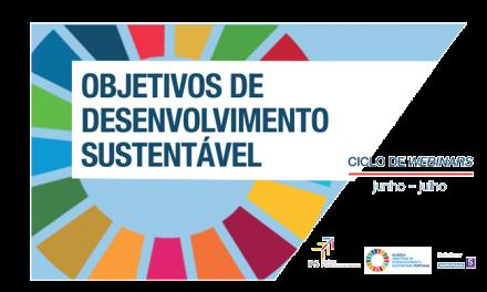 IPS promove ciclo de webinars sobre os Objetivos de Desenvolvimento Sustentável