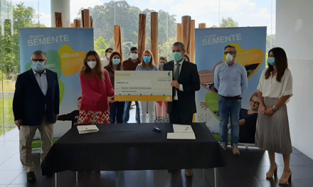 "SEMENTE recebe donativo de 50.000,00€ do fundo ""Ferrovial Juntos Covid-19"""