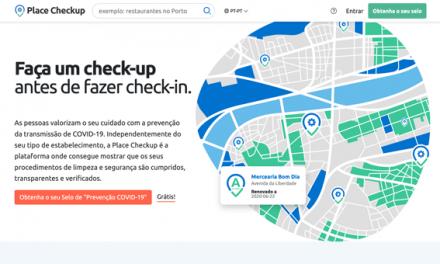 Place Checkup: empresa portuguesa cria plataforma para classificar limpeza e segurança dos estabelecimentos