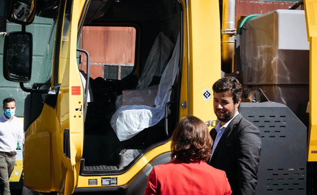 """Funchal instala contentores inteligentes para evitar """"abusos"""" na deposição de resíduos"""