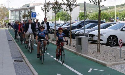 Rede de ciclovias urbanas de Torres Vedras foi inaugurada