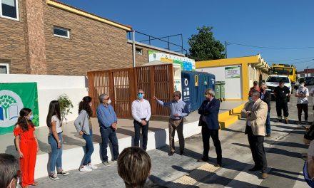 Praceta do Cidadão inaugurada em Valongo do Vouga