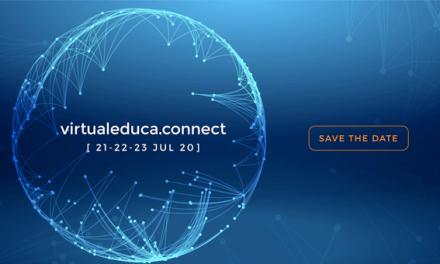 Virtual Educa online será a primeira montra mundial de tecnologias de educação pós-Covid-19