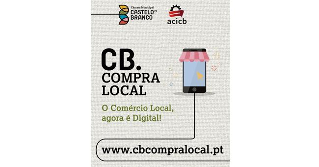 "Município de Castelo Branco lança ""CB.CompraLocal"" para apoiar comerciantes albicastrenses"