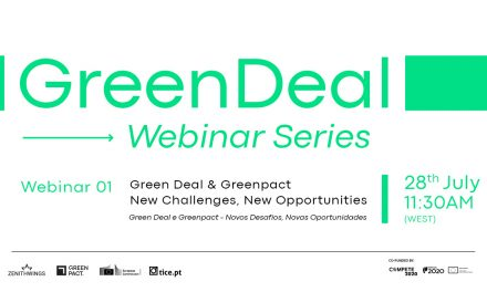 HIGH-TECH NACIONAL PROMOVE GREEN DEAL WEBINAR SERIES
