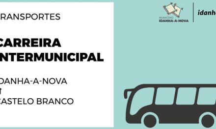 Idanha-a-Nova: Freguesias com ligação à sede de concelho e a Castelo Branco