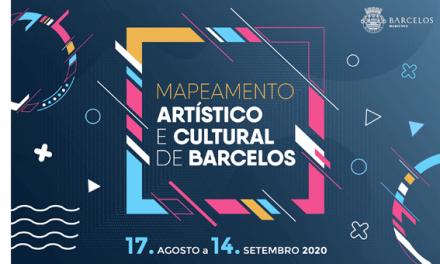 Barcelos vai mapear a comunidade local de artistas para a apoiar e fixar no território