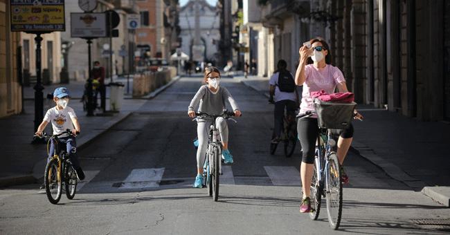 Urgente: planos de mobilidade  e urbanismo Covid para  a resiliência das cidades