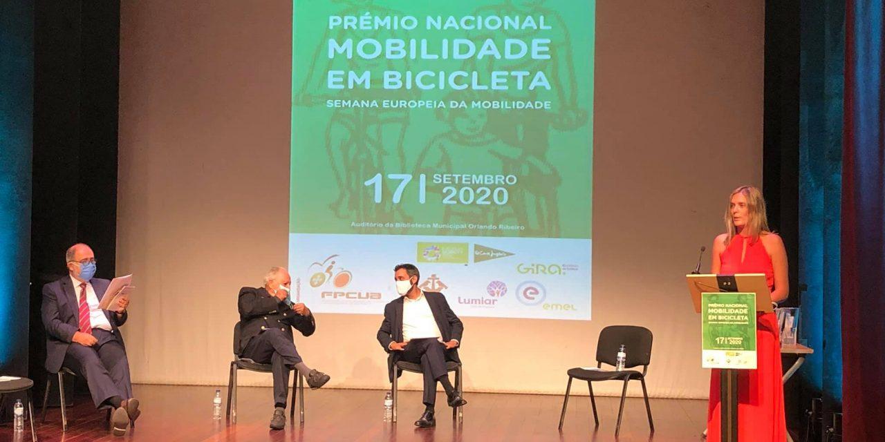 """Em dia de entrega de Prémios, FPCUB sublinha urgência em aproveitar o """"boom"""" das bicicletas e infra-estruturas cicláveis"""