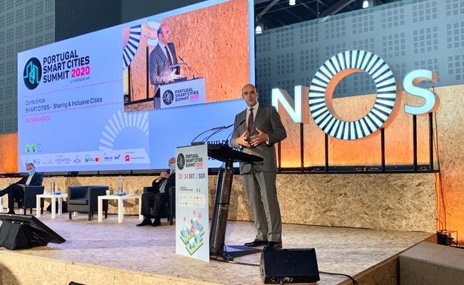 Portugal Smart Cities Summit encerra com mensagem de necessidade de retomar a actividade e perspectiva de oportunidades para investimento