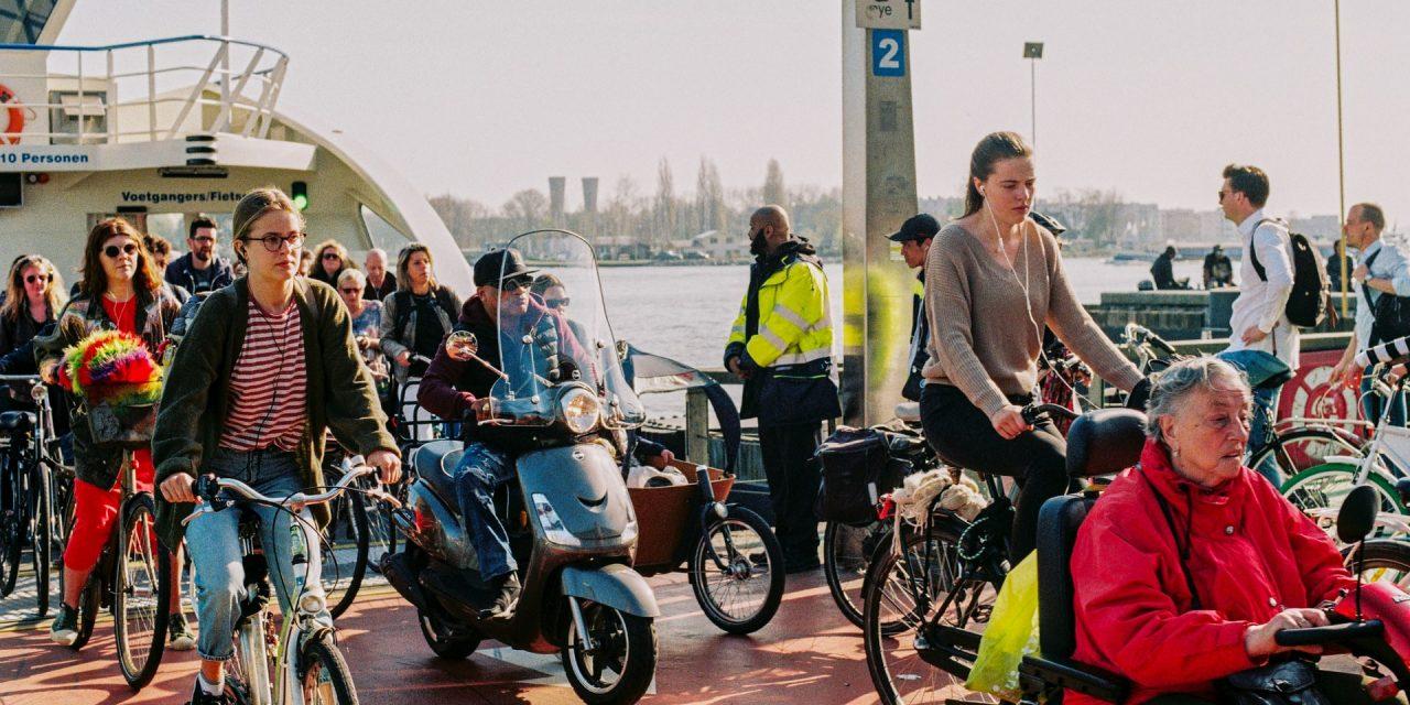 Prémio europeu está à procura de cidades empenhadas na inclusividade e descarbonização da mobilidade