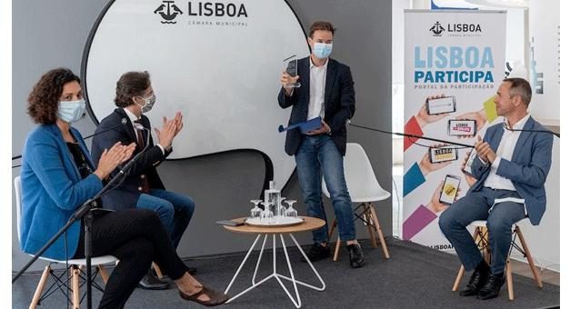 Orçamento Participativo de Lisboa vence prémio nacional de boas práticas