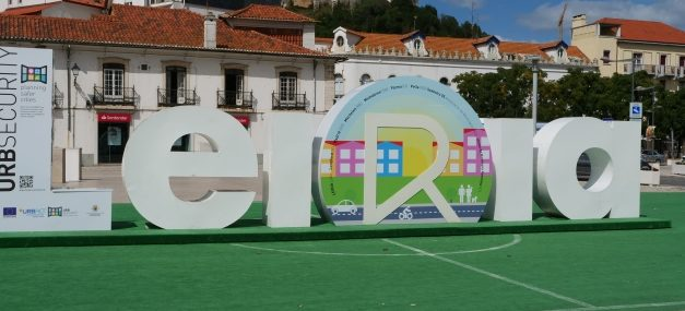 Leiria lidera rede europeia para reforçar a segurança nas cidades