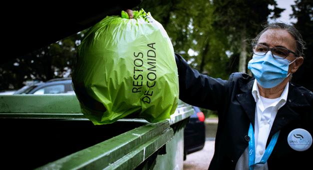 Projecto piloto avança com a recolha selectiva de biorresíduos em Sintra