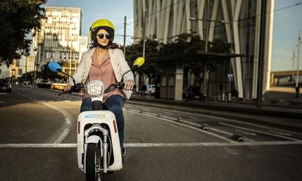 eCooltra lança solução de scootersharing para empresas