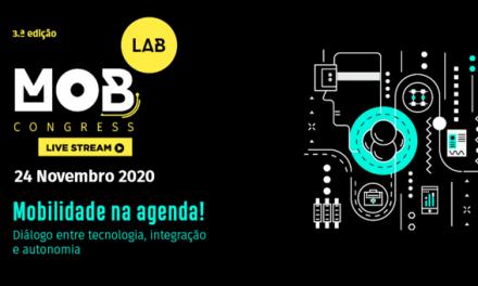 Mobilidade, Tecnologia e Transportes no MobLab Congress a 24 de novembro