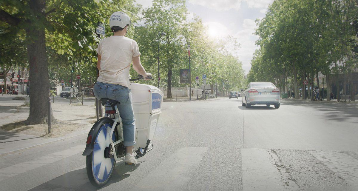Paris testa cargo-bikes eléctricas para socorro médico