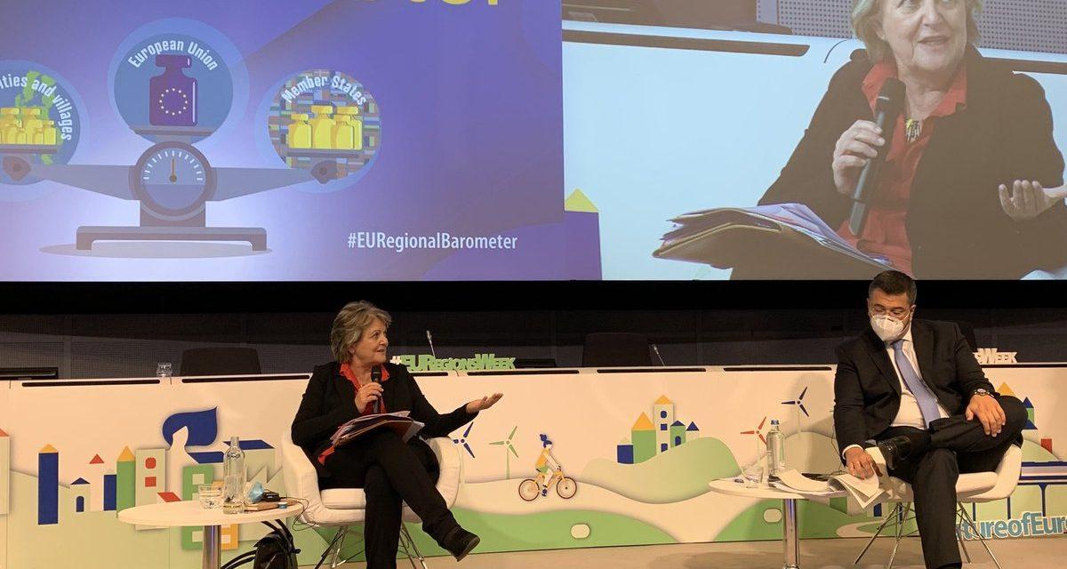 """Semana Europeia das Regiões e dos Municípios em andamento para """"dar novo início à Europa"""""""