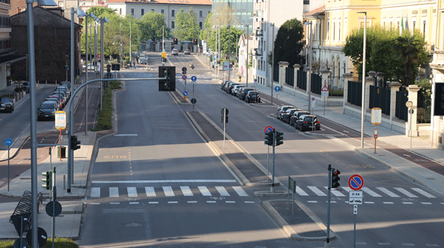 Redefinir a nova  normalidade nas cidades