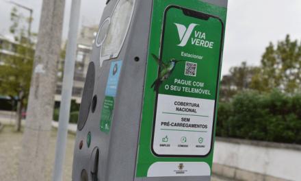 App Via Verde Estacionar alarga serviço a mais de 500 lugares em Leiria
