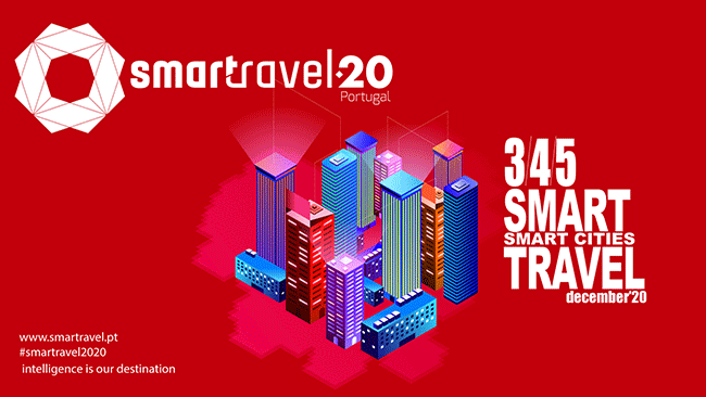 SMART TRAVEL 2020 regressa online e com a mesma qualidade