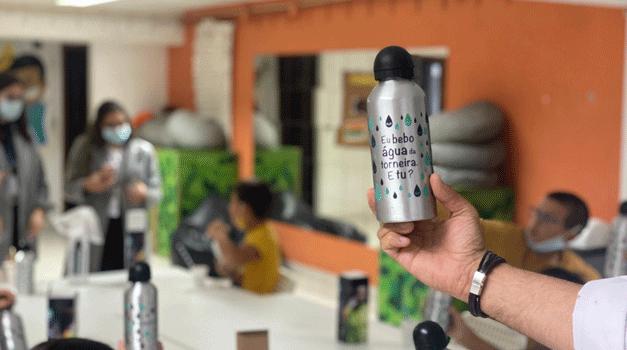 MatosinhosHabit apoia ações de sensibilização  para a poupança de água junto da população mais jovem