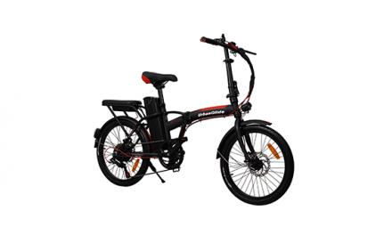 UrbanGlide lança nova bicicleta elétrica citadina em Portugal