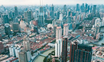 Megacidade Shanghai vence prémio Smart City 2020