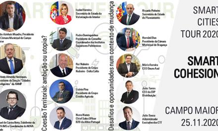 Governantes, empresários e academia discutem estratégias de combate ao despovoamento do interior e da urgente promoção da coesão territorial