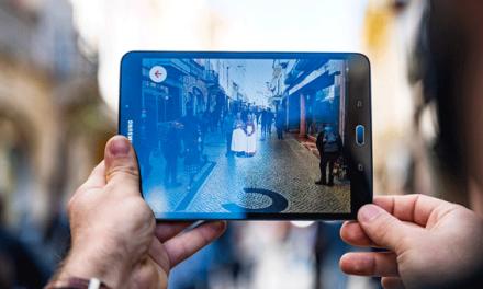App de realidade aumentada dá a conhecer Caldas da Rainha, enquanto ajuda os comerciantes locais