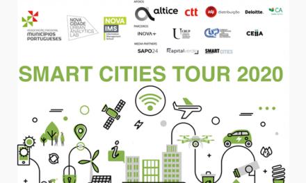 """Oeiras recebe Smart Cities Tour 2020 com tema """"Inovação Inteligente"""""""
