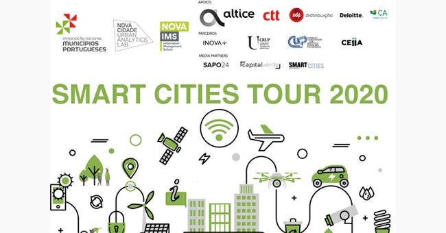 """Smart Cities Tour 2020: Évora debate """"Smart Grids e Comunidades de Energia Zero Carbono"""""""