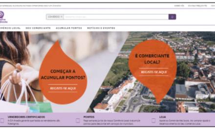 Novos portal e cartão Sentir Anadia apoiam comércio local