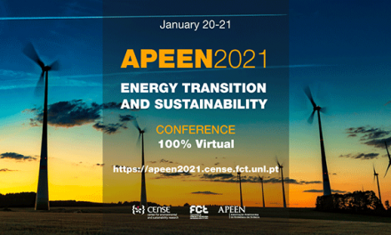 APEEN 2021: Transição energética e sustentabilidade em debate de 20 a 21 de Janeiro