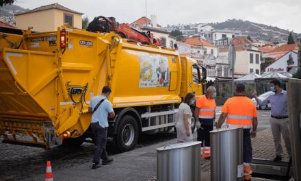 Funchal avança com renovação da frota do Ambiente