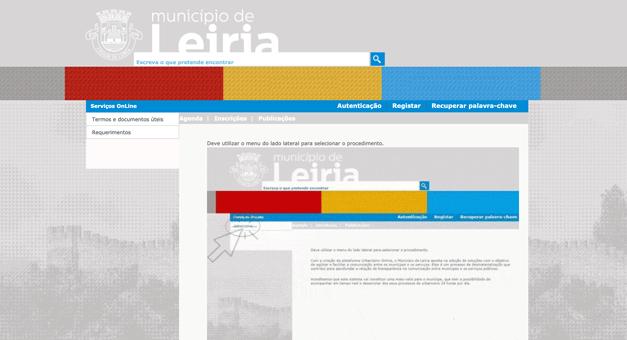 Leiria: Urbanismo passa a funcionar em exclusivo na plataforma online do município