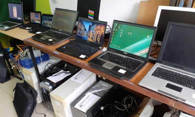 Com 2100 computadores entregues para ensino à distância, Student Keep ambiciona levar a economia circular também às escolas