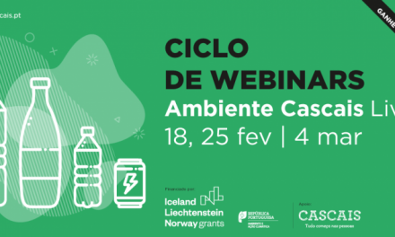 Cascais promove conversas online sobre sustentabilidade ambiental