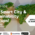 X-Europe está à procura de start-ups nas áreas smart cities e sustentabilidade