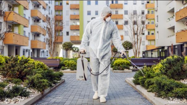 INOKEM desenvolve solução para limpeza das vias públicas com ação biológica 100% Biodegradável