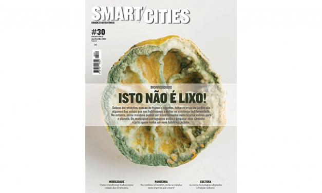 Nova edição da Smart Cities | Biorresíduos: Isto não é lixo!