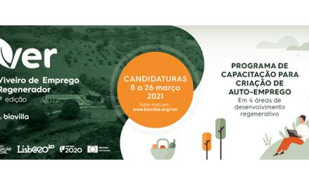 Biovilla lança VER – Viveiro de Emprego Regenerador para combater desemprego e perda de biodiversidade